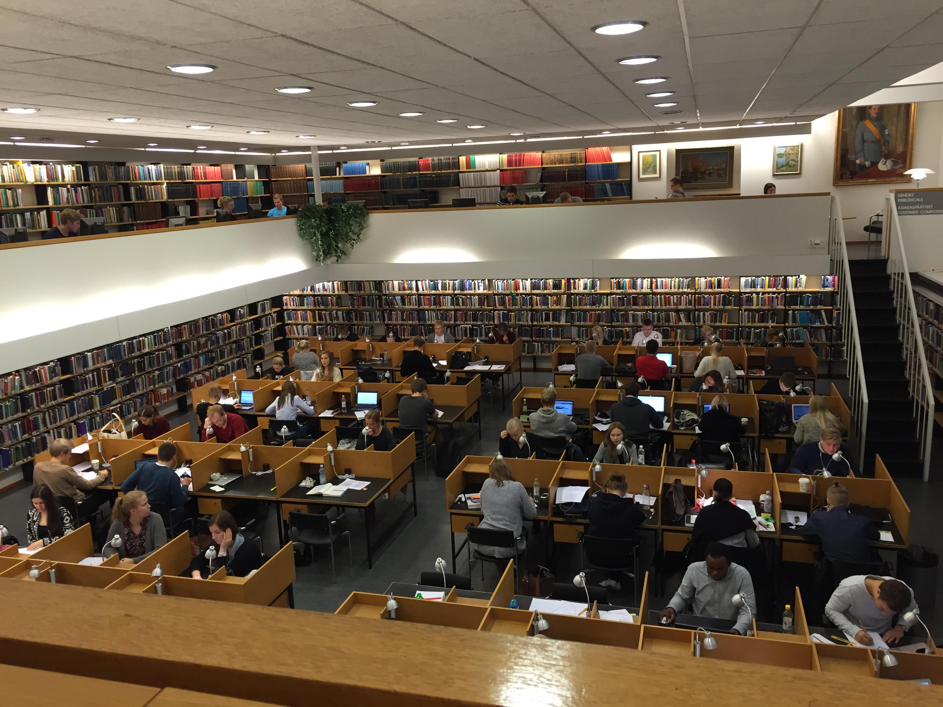 Educarium kirjasto