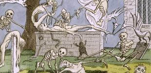 Tonttuja, köyryjä ja kalmanväkeä