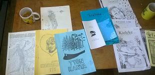 Vilkaisu Kielekkeen historiaan