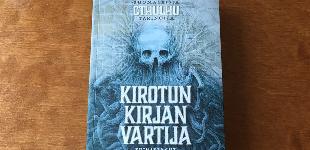 Kieleke-esittelyssä Kirotun kirjan vartija