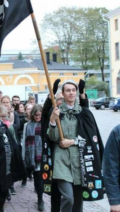 Making Kritiikki great again since 2013 - Kuvan ottanut: Veli-Matti Varjonen