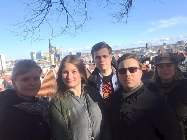 Tervitused Eestist!