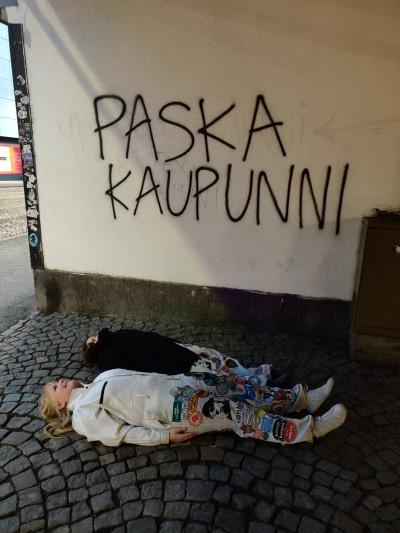 Oulu, Keski-Maa, Mordor, paska kaupunni – rakkaalla lapsella on monta nimeä.  Kuva: Alina Kauppi