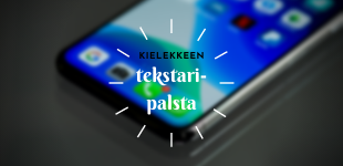 Kielekkeen tekstaripalsta: vitsejä ja vastauksia