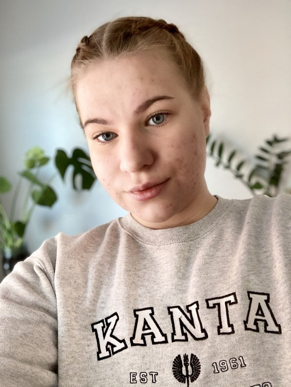 Taloudenhoitaja Sara Ijäs