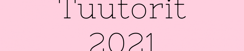 Tuutorit 2021